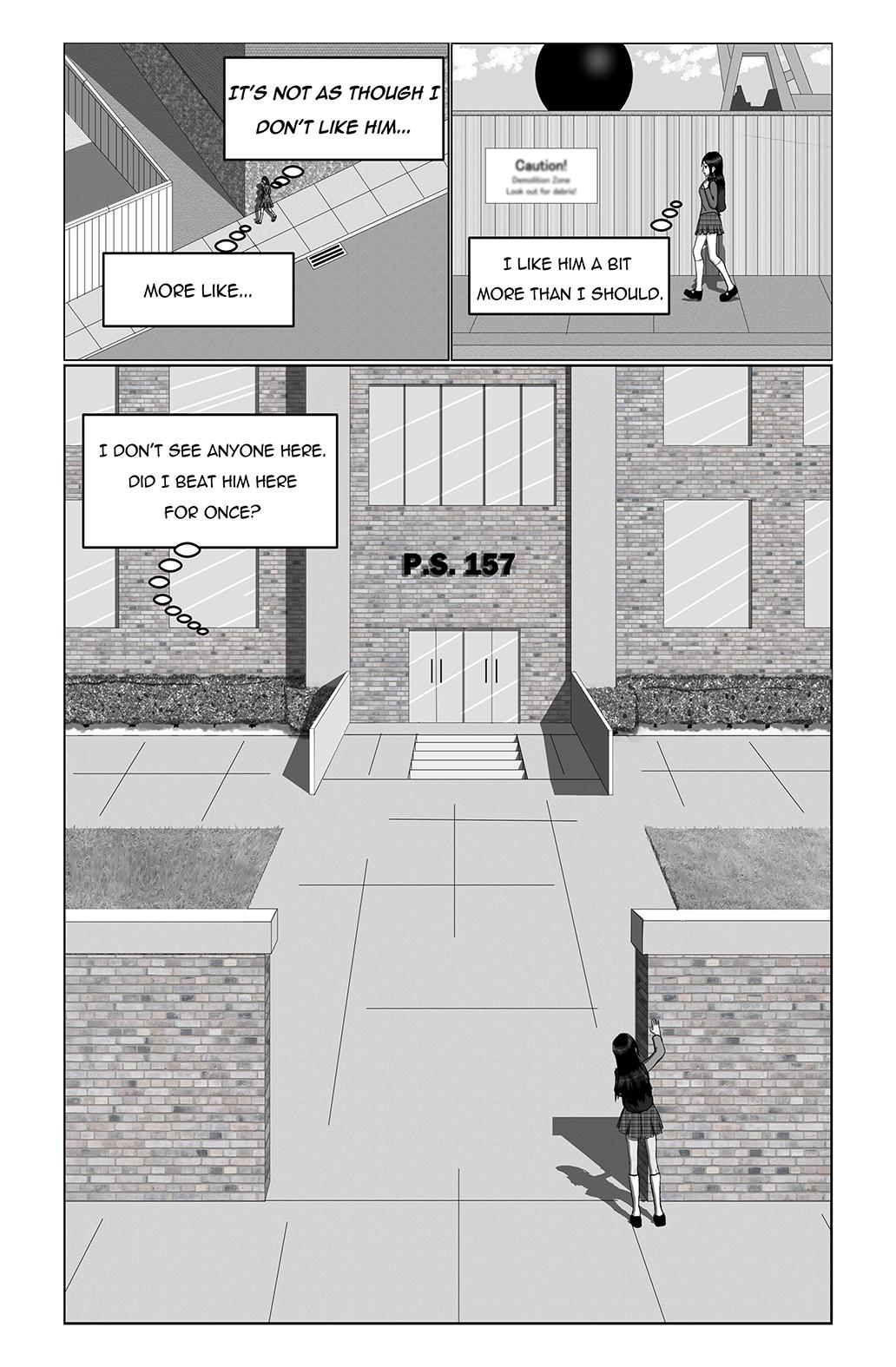 Watashi No Oni Issue 0 Page 8