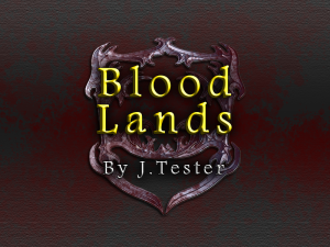 Bllod lands title image