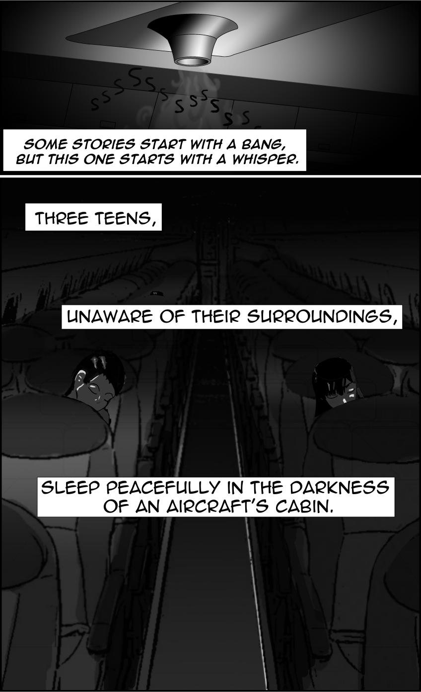 Watashi No Oni: Issue 1, Page 1